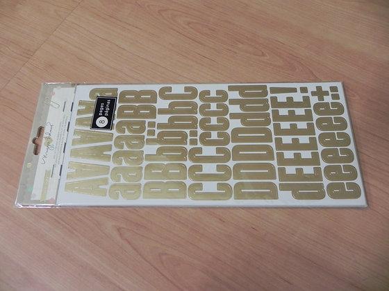 CP Confetti 8pg foil alpha