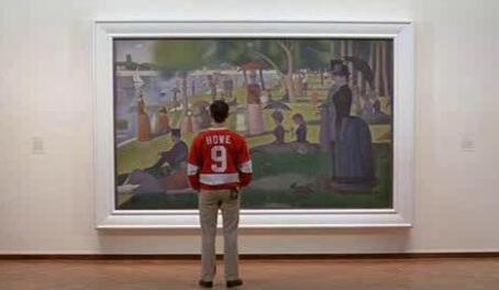 Ferris Bueller and Art - Both Timeless