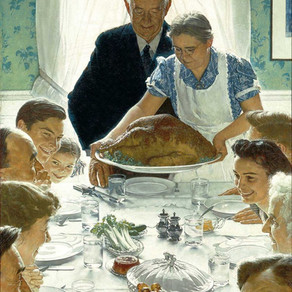 The Changing of Norman Rockwell