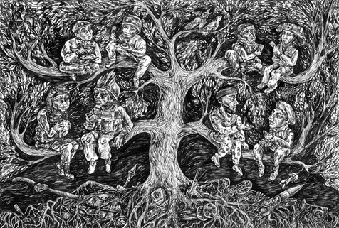"""Tree of Unity"""