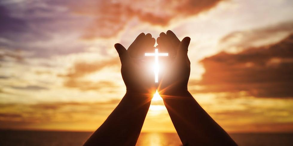 Online Prayer Meeting - Reunião de Oração Online
