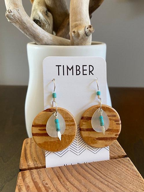 Aviana earrings.