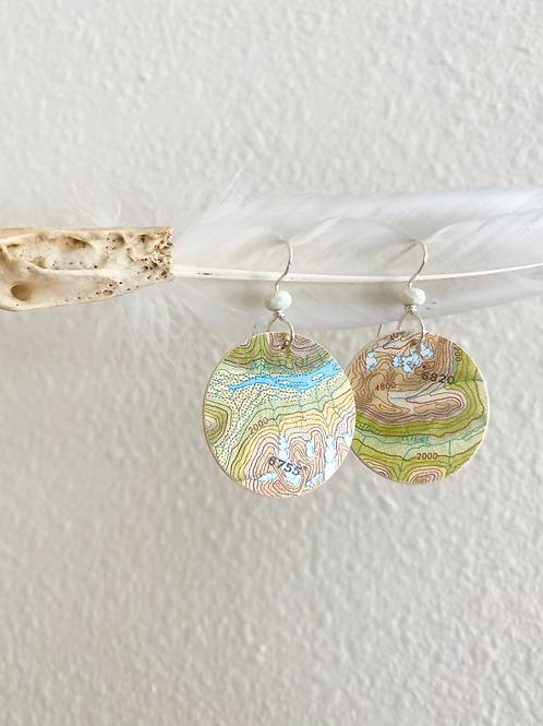 Neacola river earrings