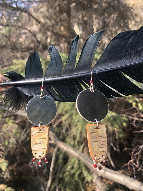 Night Owl earrings