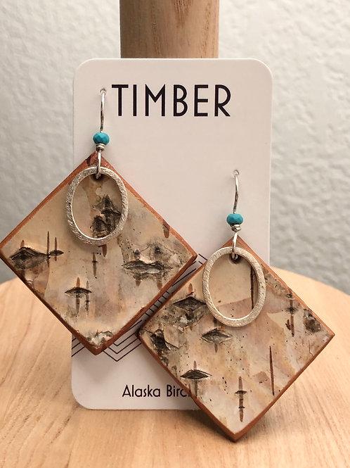 Diomede earrings.