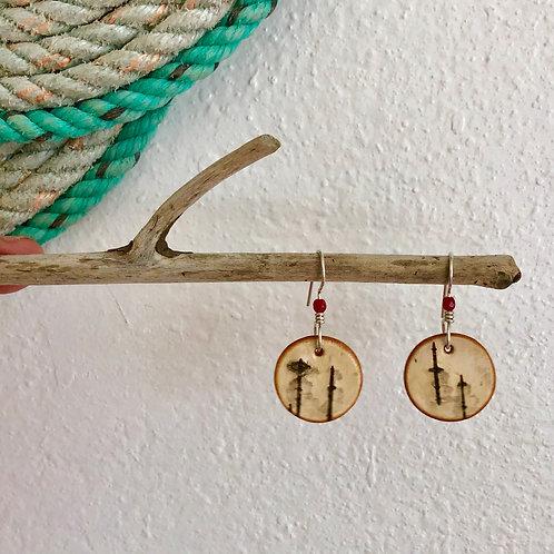 Anaktuvuk earrings