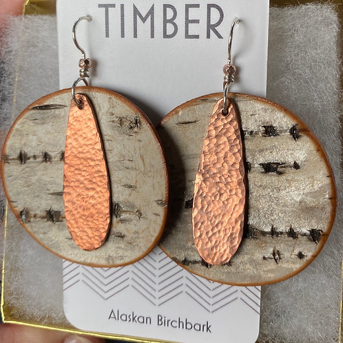 Illiamna earrings