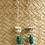 Thumbnail: Sockeye earrings.