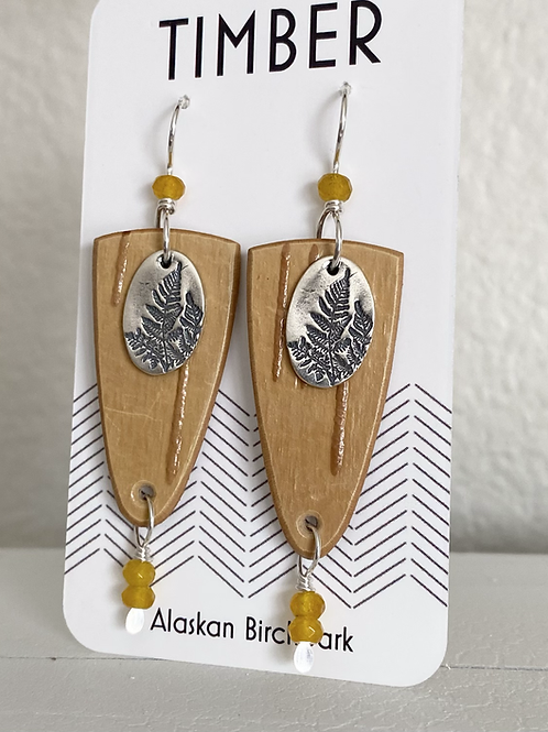 Frawn earrings