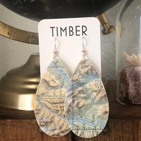 Wrangell earrings