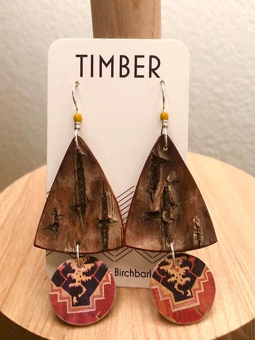 Bedouin earrings