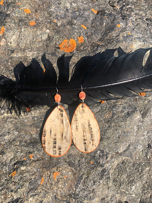 Susitna earrings.