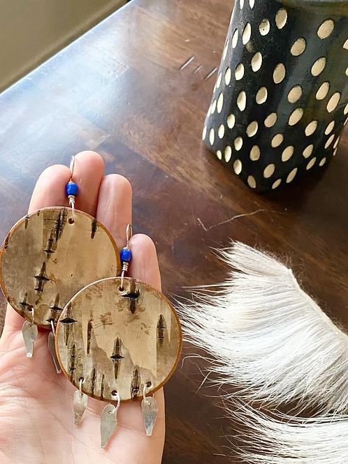 Mystic Moon earrings