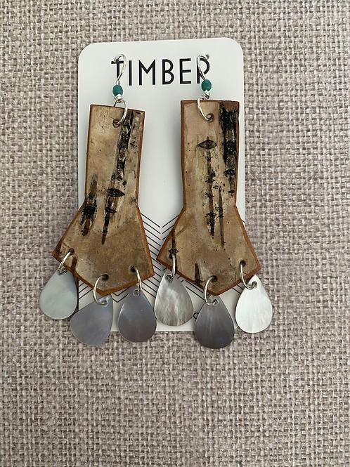 Monsoon earrings.