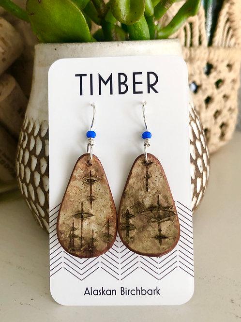 Hatchers earrings