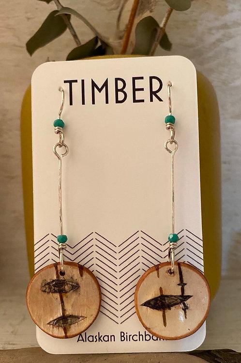 Dutch Harbour earrings