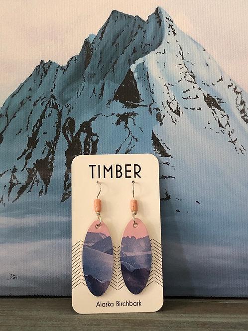 Mountain Majesty earrings