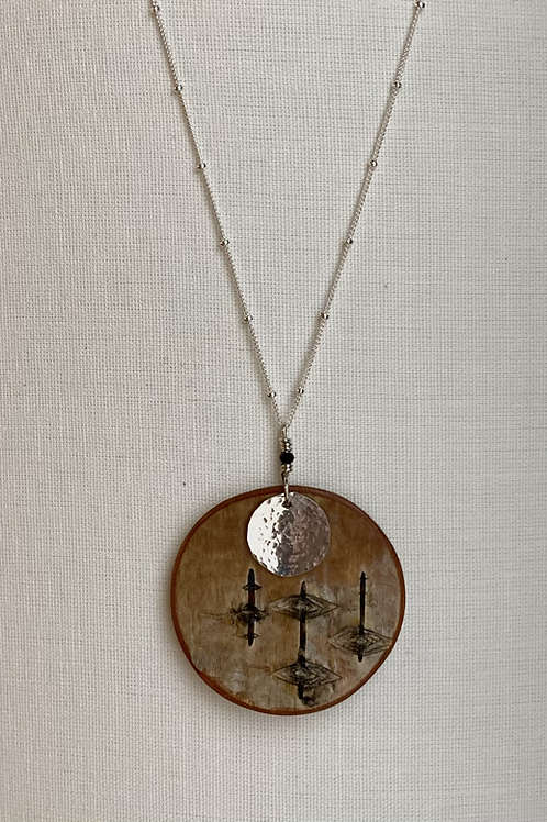 Serenity falls necklace