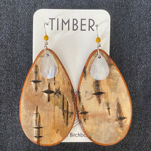 Mirage earrings.