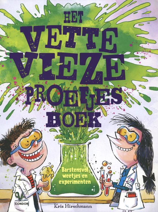 Vette Vieze Proefjesboek