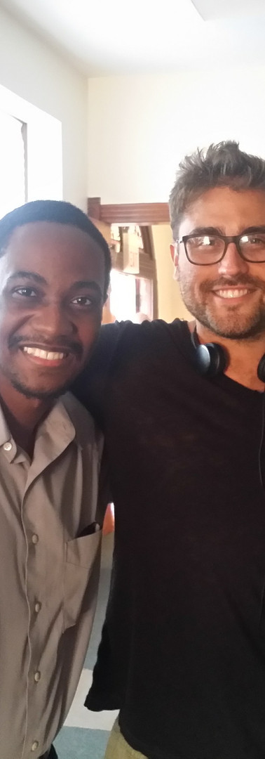 Behind the scenes with Southside With You director, Richard Tanne
