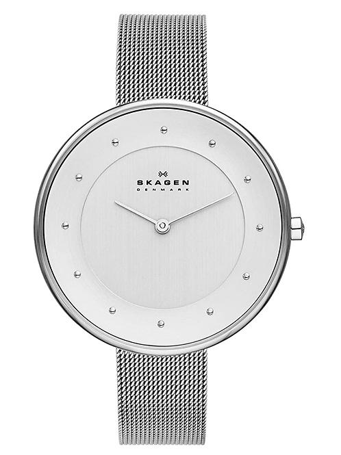 Women's Gitte Stainless Steel Mesh Casual Quartz Watch