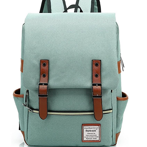 Slim Business Laptop Backpack Elegant Casual Daypacks Outdoor Sports Rucksack Sc