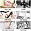 Thumbnail: Shoe Slots Organizer, Adjustable Shoe Stacker Space Saver, Double Deck Shoe Rack