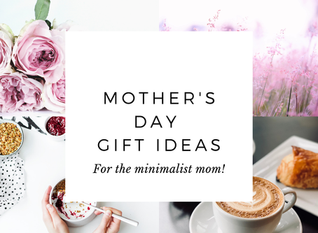 Amazon Mother's Day Gift Ideas