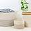"Thumbnail: Goodpick 15"" x 12.6"" x 11.8"" Large Cotton Rope Basket - Woven Storage Basket - B"