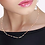 Thumbnail: 0K Solid Gold 2.0MM Diamond Cut Mirror Chain Necklace and Anklet - Unisex Sizes