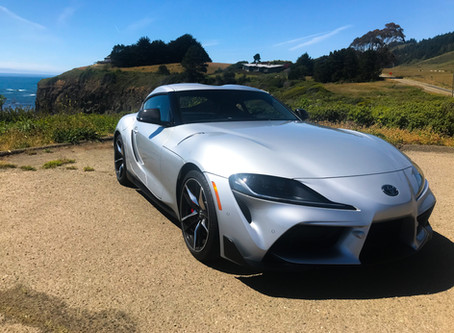 Surprising: The 2020 Toyota GR Supra 3.0 Premium