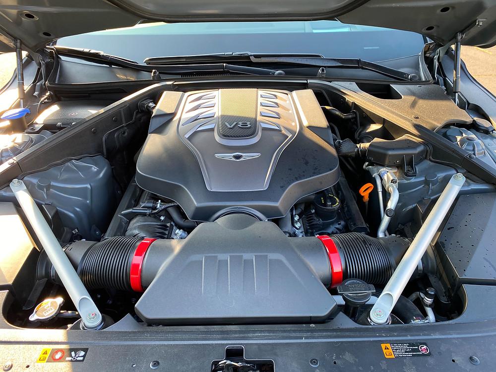 2020 Genesis G90 RWD 5.0 Ultimate