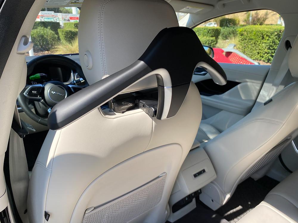 2020 Jaguar I-Pace coat hanger