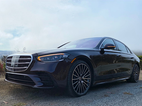30 Minutes With: The 2021 Mercedes-Benz S580