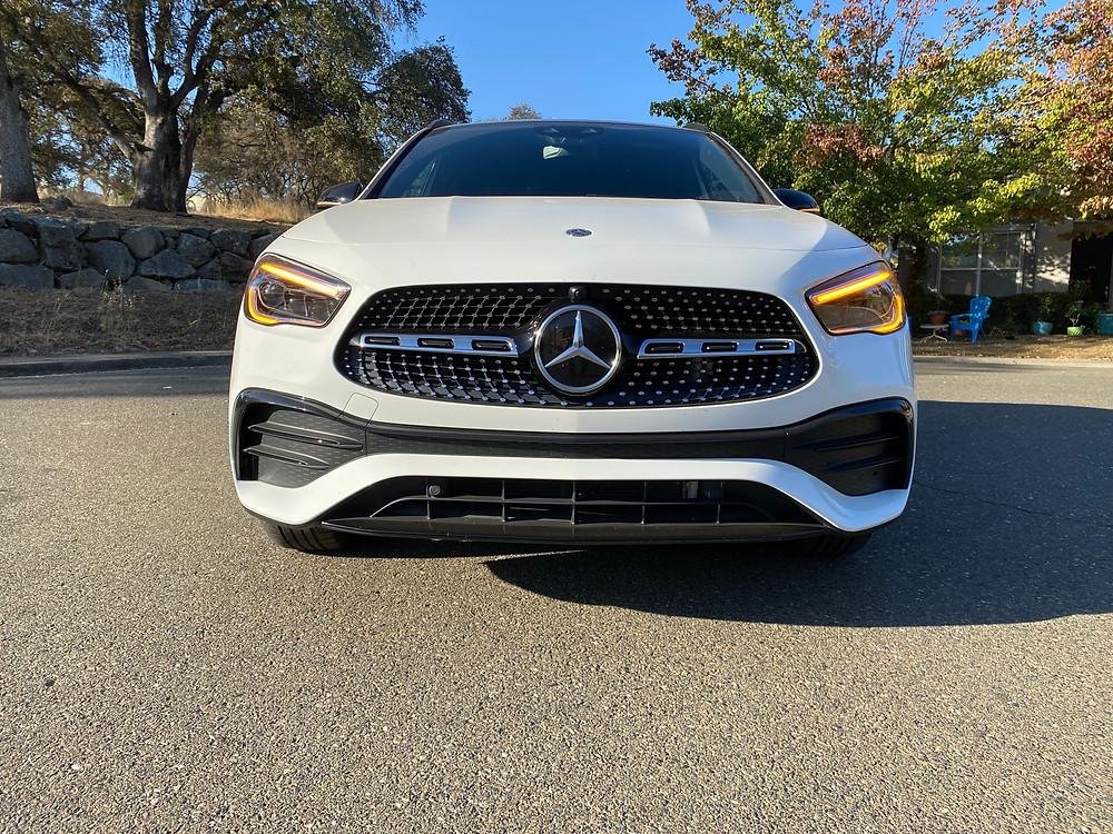 2021 Mercedes-Benz GLA 250 front view