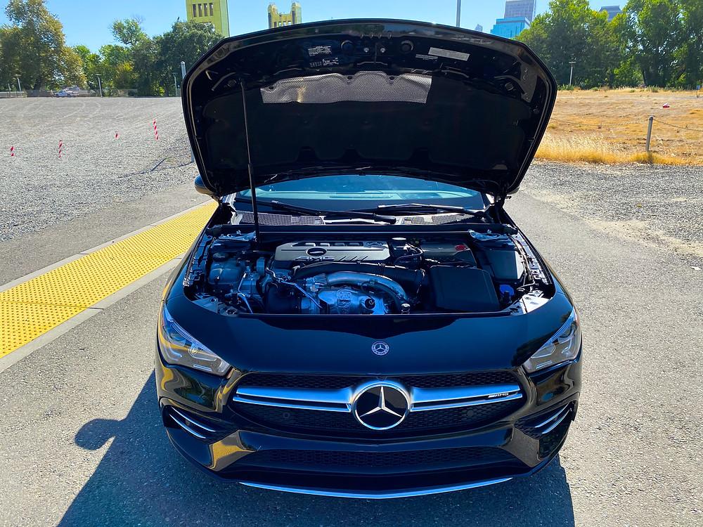 2020 Mercedes-Benz AMG CLA35 4MATIC