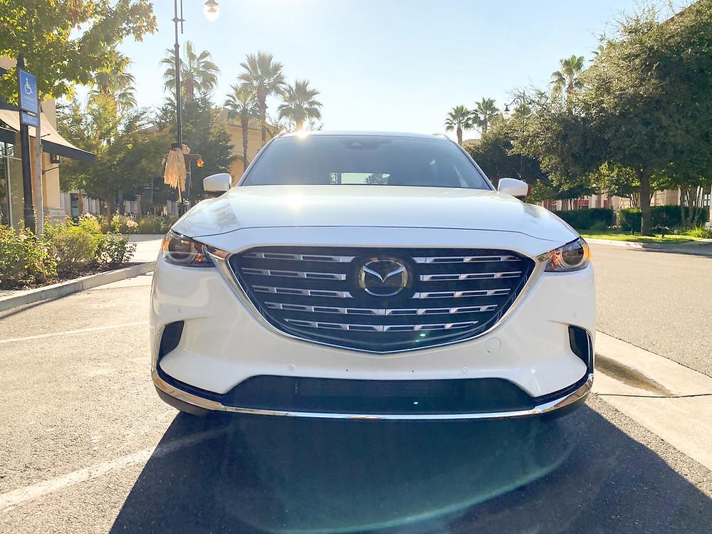 2021 Mazda CX-9 Signature AWD front view