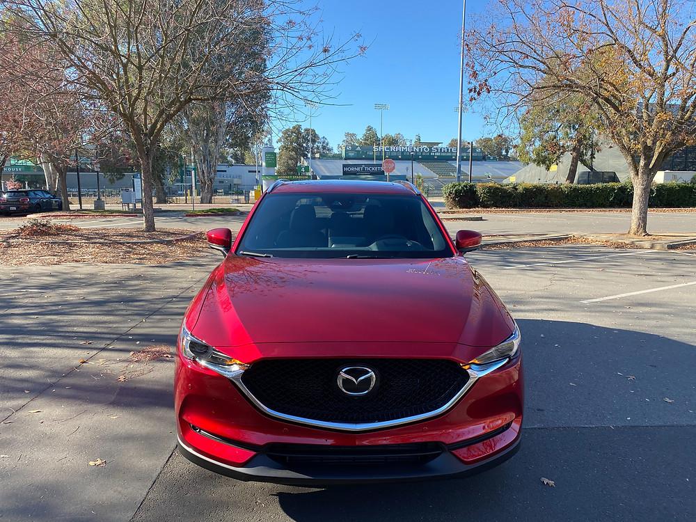 2021 Mazda CX-5 Signature AWD front view