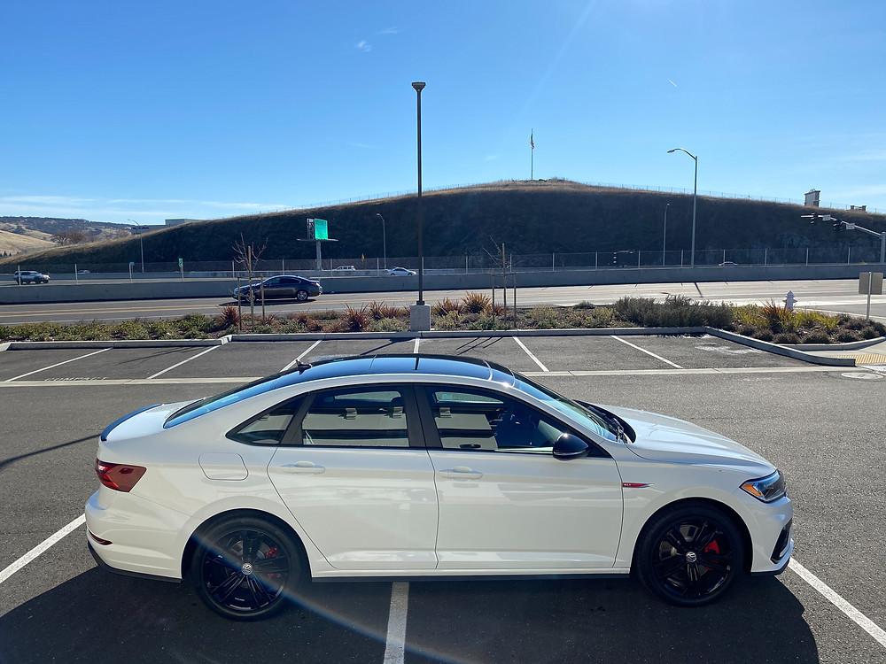 2021 Volkswagen Jetta GLI Autobahn side view