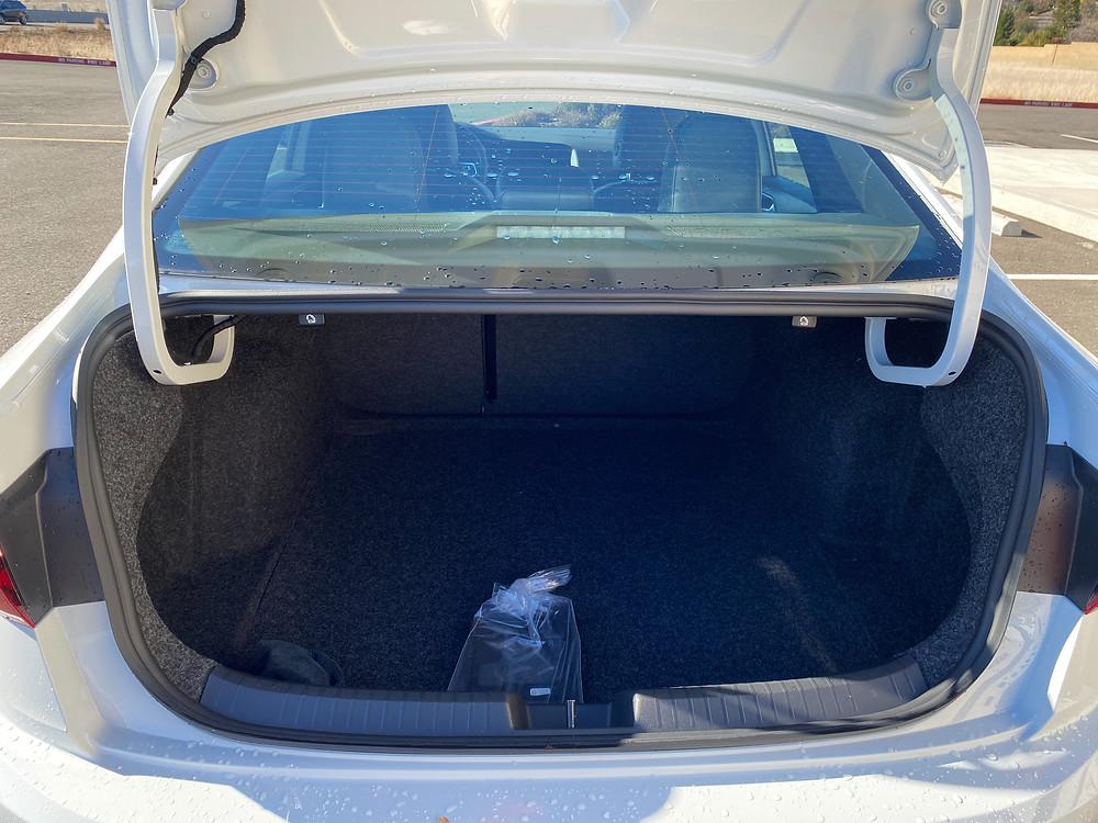 2021 Volkswagen Jetta GLI Autobahn trunk