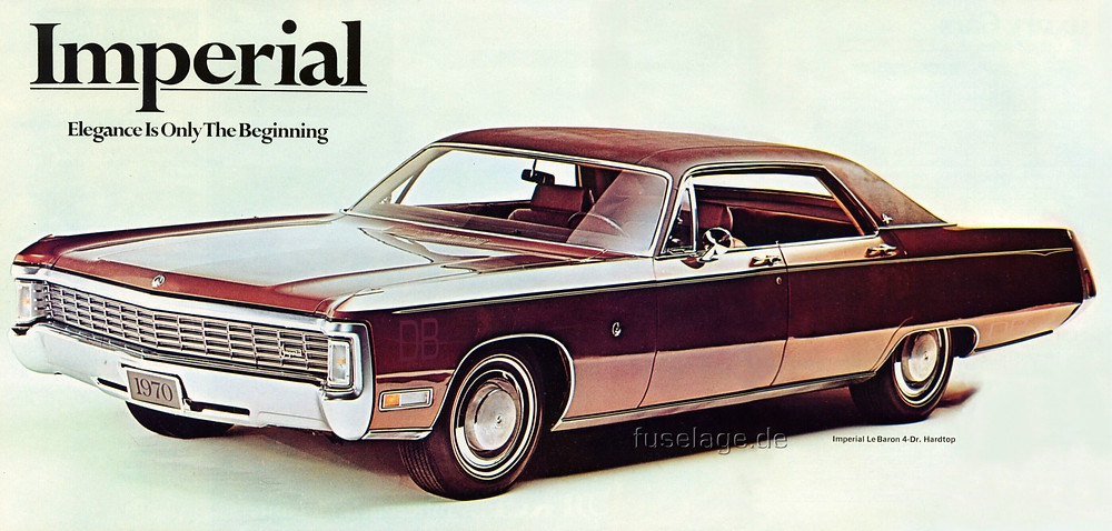 1970 Chrysler Imperial LeBaron