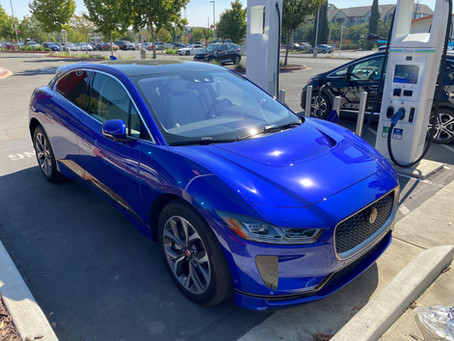 Patience: The 2020 Jaguar I-Pace EV 400 HSE