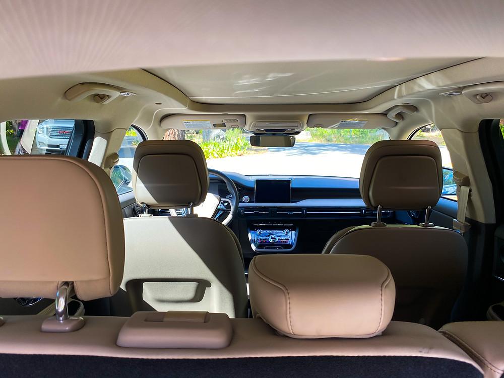 2020 Lincoln Corsair AWD Reserve interior