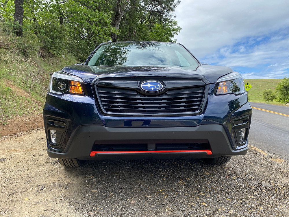 2021 Subaru Forester Sport front view