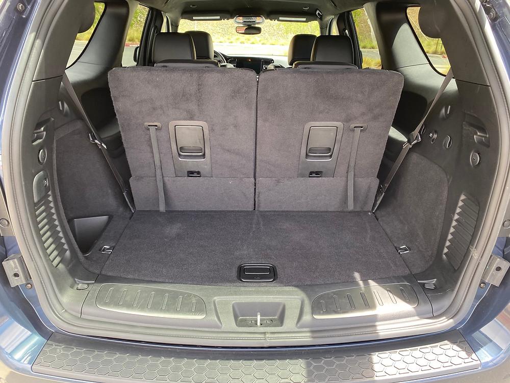 2021 Dodge Durango SRT Hellcat AWD cargo area