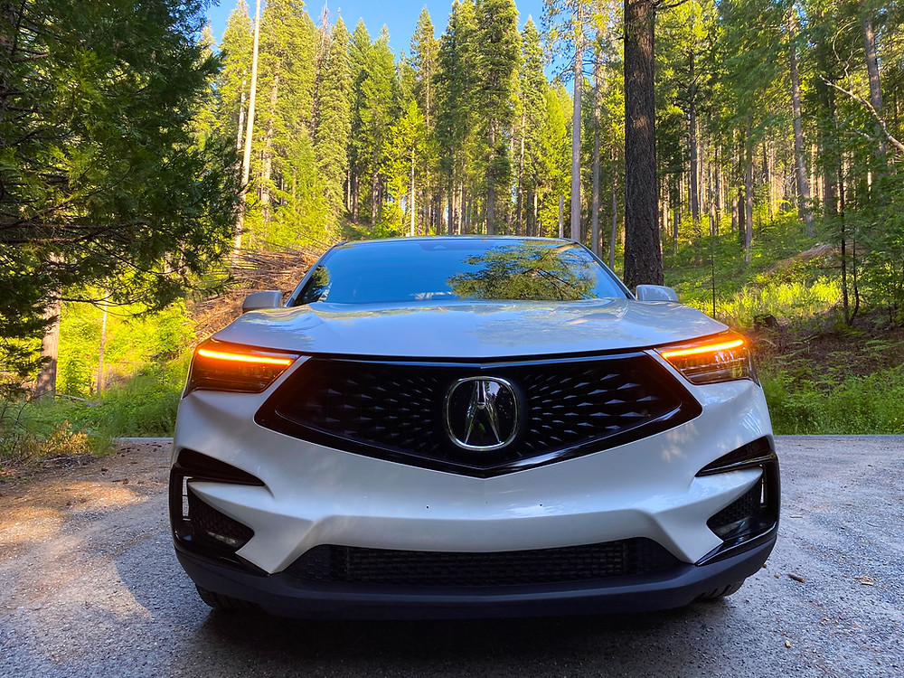 2020 Acura RDX SH-AWD A-Spec front view