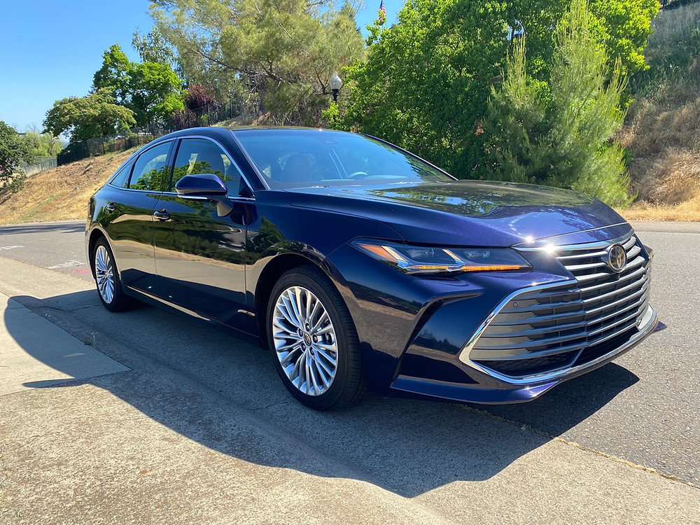 2021 Toyota Avalon Limited AWD review
