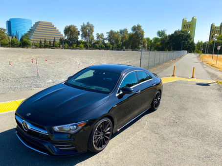 More Power (Considerably More): The 2020 Mercedes-Benz AMG CLA35 4MATIC