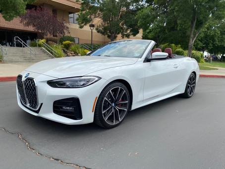 Cyrano de BimmerRagtop: The 2021 BMW 430i Convertible